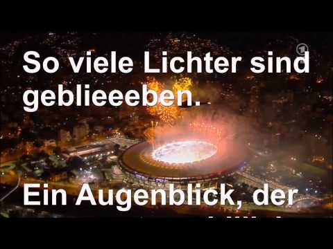 ANDREAS BOURANI Auf Uns Lyric :)