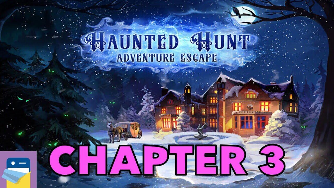 Adventure Escape: Haunted Hunt - Chapter 3 Walkthrough Guide
