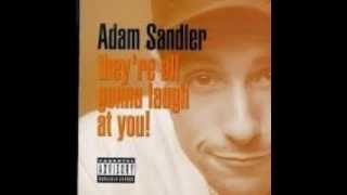 Adam sandler: The buffoon and the valedictorian (FUNNY)