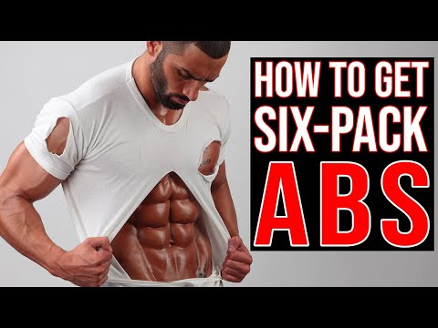 Lazar Angelov: How to get Six-Pack ABS