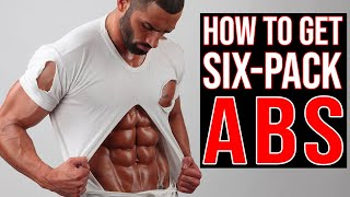 Lazar Angelov How to get Six-Pack ABS