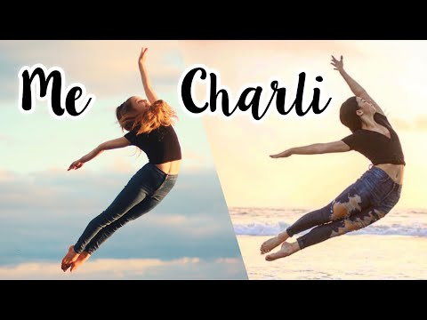 Recreating Jordan Matter's Photos! *Charli D'Amelio, Sofie Dossi & Dance Moms Stars*
