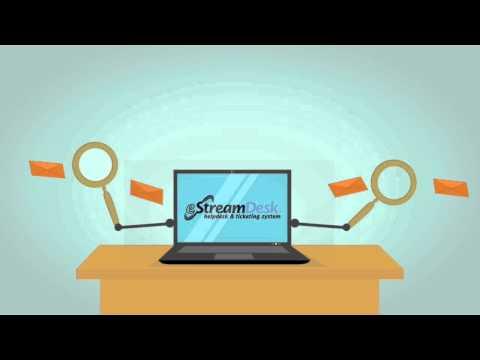eStreamDesk Helpdesk Introduction