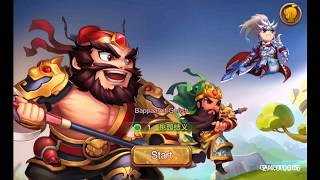 League of Heroes:三國大時代(Android Game) by Shanghai Dianjiang Network Technology Co.,Ltd