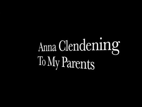 Anna Clendening - To My Parents Lyrics