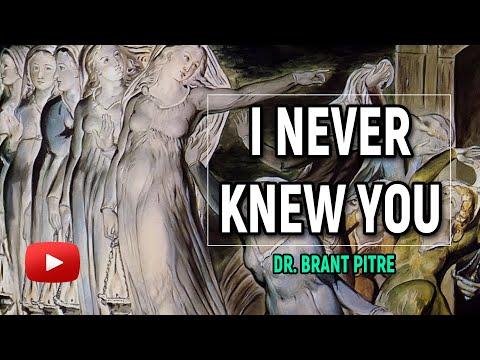 I Never Knew You