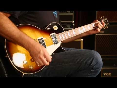 "Gibson Les Paul Signature ""T""  •  SN: 100930302"
