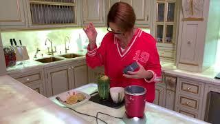 Полезный смузи на завтрак от Оксаны Марченко