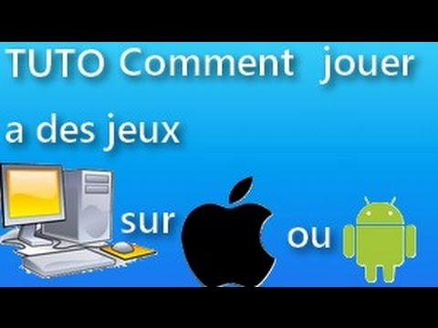comment jouer a des jeux pc sur ios android enfin un tuto youtube. Black Bedroom Furniture Sets. Home Design Ideas