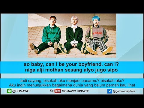 Easy Lyric EXO 'CBX' - BLOOMING DAY by GOMAWO [Indo Sub]