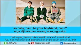 Download Video Easy Lyric EXO 'CBX' - BLOOMING DAY by GOMAWO [Indo Sub] MP3 3GP MP4