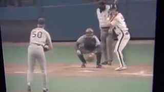 Young Craig Biggio Dramatic Homerun VS LA Dodgers!