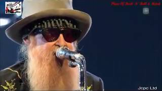 ZZ Top -  Sharp Dressed Man (Live) At Montreux 2013