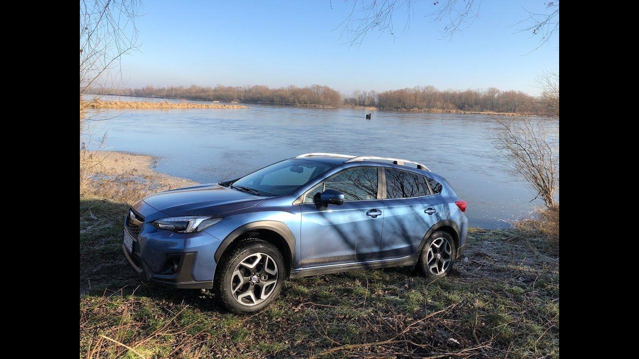 Subaru Crosstrek XV test PL Pertyn Ględzi