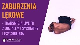 Zaburzenia lękowe - Live PsychoMedic