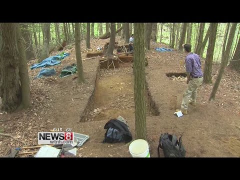 12,000-year-old artifacts found on Mashantucket Pequot Reservation