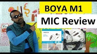 Unboxing a Boya Mic-Best Mic For Youtubers