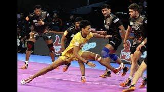 Pro Kabaddi 2018 Highlights   Telugu Titans vs U Mumba   Hindi