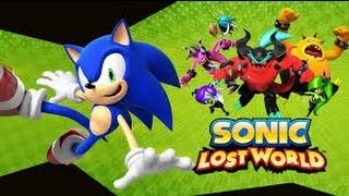 Sonic Lost World Music: Lava Mountain Zone 3