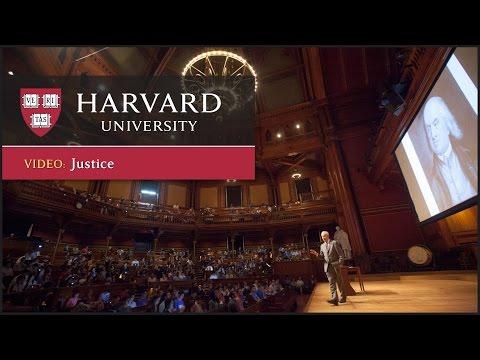 harvard philosophy course