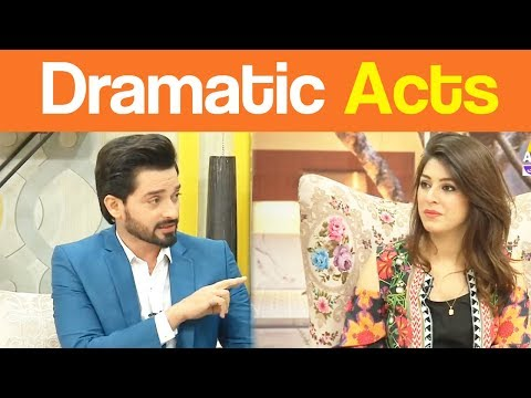 Mehekti Morning - Dramatic Acts - 23 August - Atv News