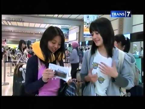 "JKT48 Missions Episode 1 ""Go to Nippon budokan concert"" FULL HD [23-6-2013]~48BS"