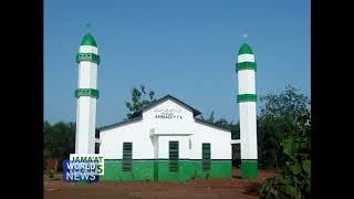 Benin idol worshiper converts to Islam Ahmadiyya, donates land for new mosque