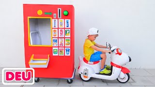 Vlad und Nikita Automaten Kinderspielzeug Geschichte 2