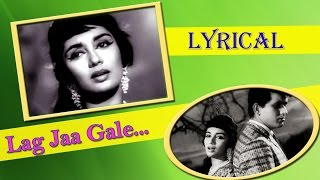 Lag Ja Gale with Lyrics | Woh Kaun Thi | Sadhana, Lata Mangeshkar | Old Hindi Song