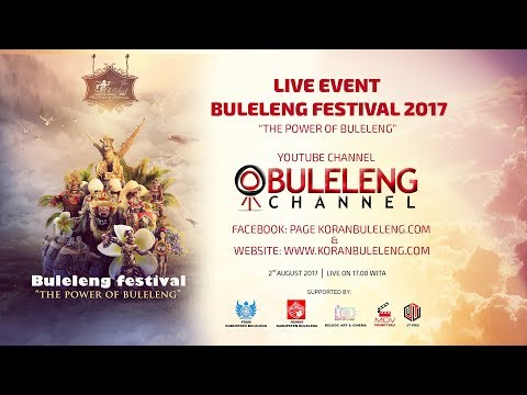 Buleleng Channel Live Streaming Buleleng Festival 2017
