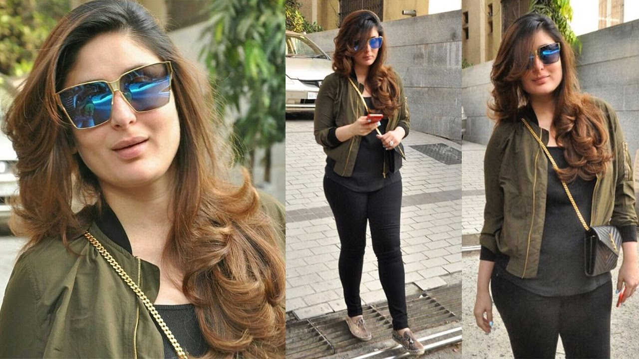 New Mommy Kareena Kapoor Khan Slays In Her New Haircut