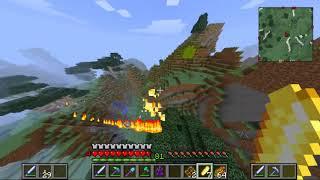 Minecraft CrazyCraft episode 20 Can't make a normal Creeper spawner