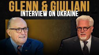 GLENN & RUDY GIULIANI: President Trump Lawyer dives into Ukraine, Biden, Russia, and Deep State