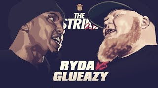 RYDA VS GLUEAZY SMACK RAP BATTLE | URLTV
