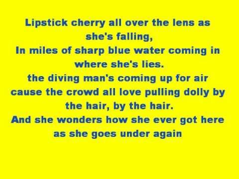 Duran Duran - Girls on Film - lyrics