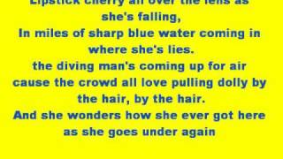 Duran Duran - Girls on Film - lyrics