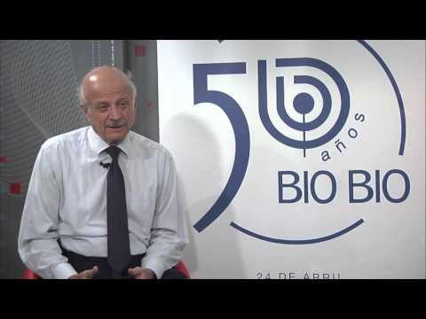 Salvador Schwartzmann - 50 años Radio Bío Bío