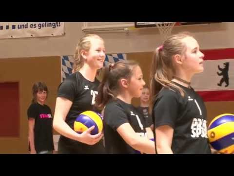 Deutsche Meisterschaft Volleyball U14 Finale 2016