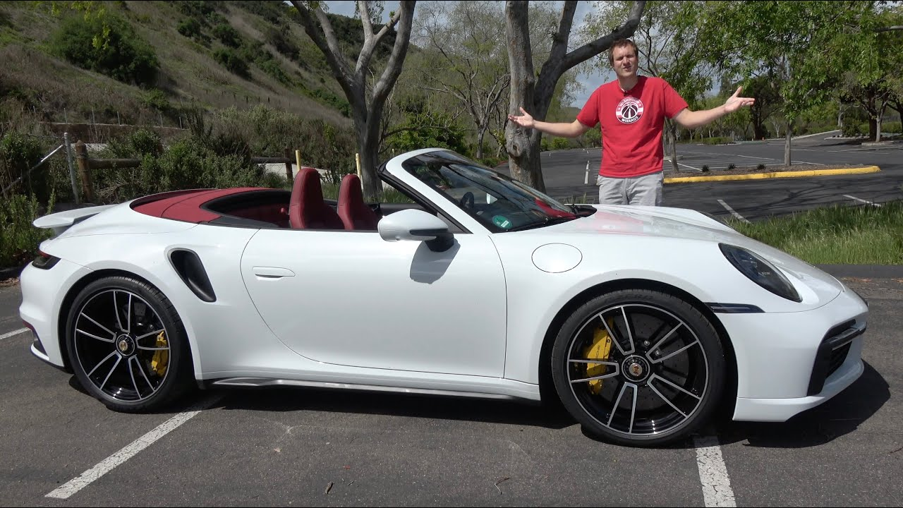 The 2021 Porsche 911 Turbo S 992 Is The Newest Ultra 911 Youtube