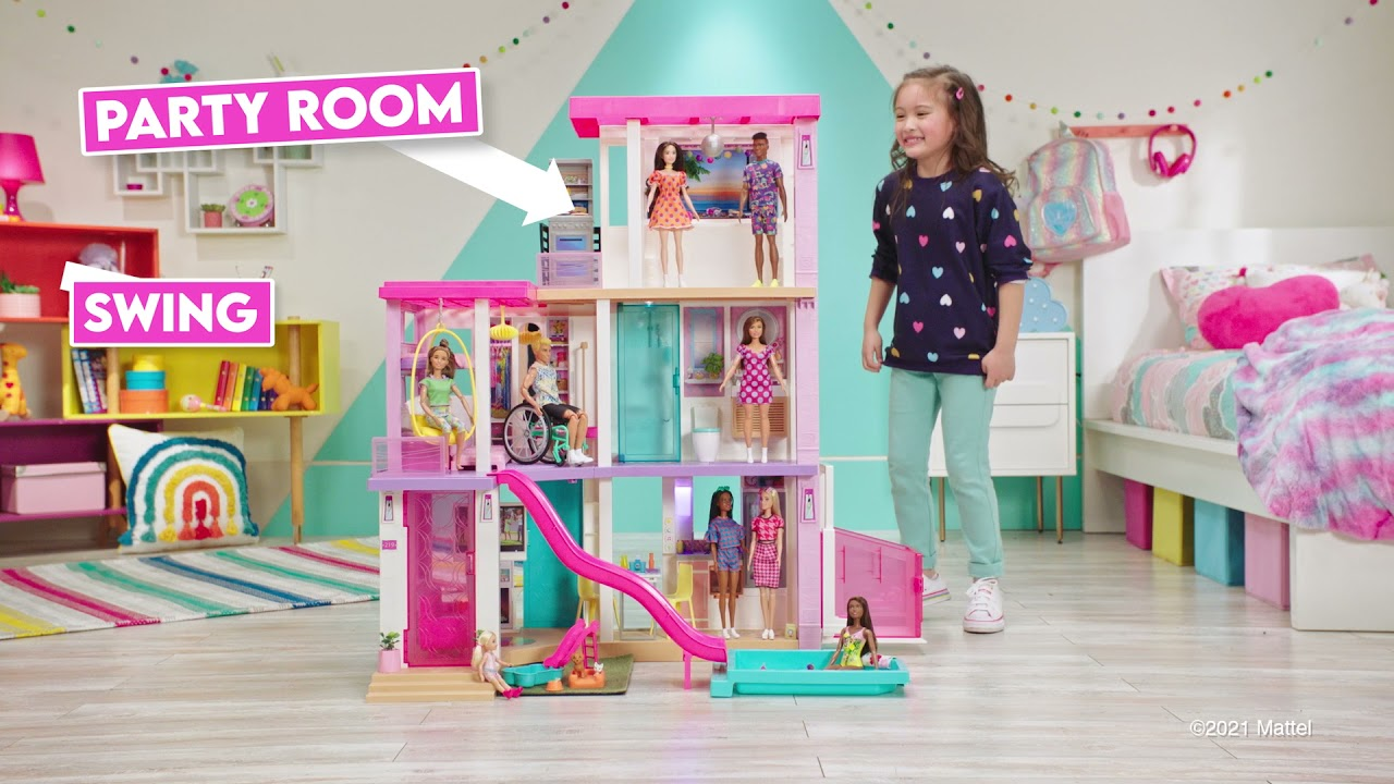 Barbie® Dreamhouse Playset