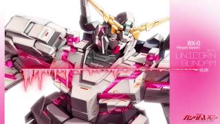 Gundam UC OST: RX-0