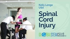 T12 Complete Spinal Cord Injury Patient Kelly from USA is Back on Her Feet After LamiSpine Surgery