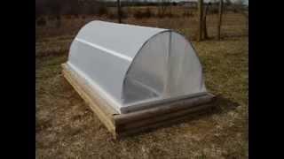 My Mini Greenhouse