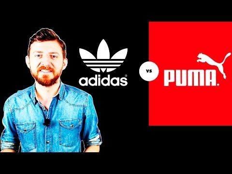 Adidas ve Puma'nın