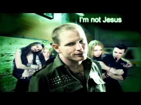 Apocalyptica ft. Corey Taylor - I'm Not Jesus [HD]