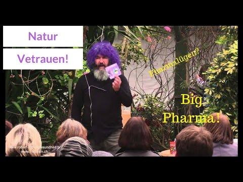 Robert Franz: Das wahre Gesicht von Big Pharma