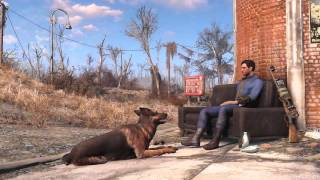 Fallout 4 Exploration Combat Gameplay Direct Feed
