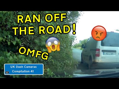 UK Dash Cameras - Compilation 41 - 2019 Bad Drivers, Crashes + Close Calls