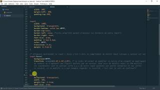 [Material-Design] Créer un  formulaire d'enregistrement en HTML5-CSS3