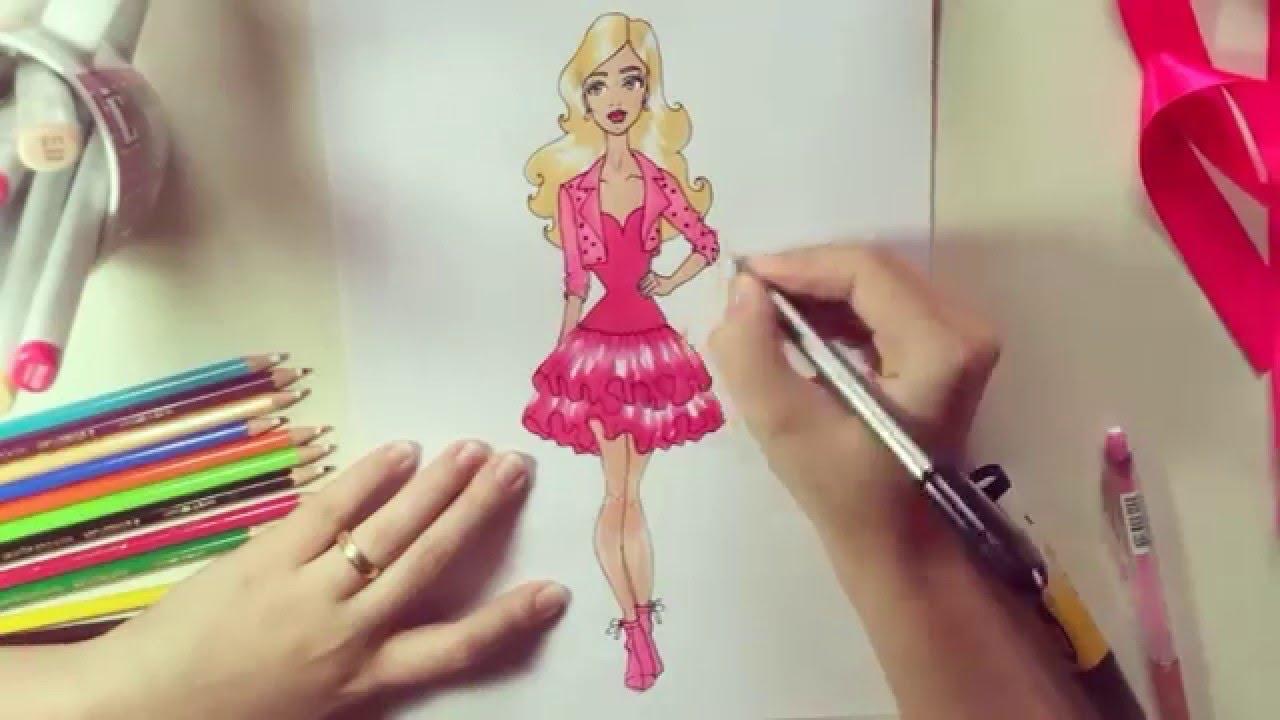 Youtube Barbie Fashion Show